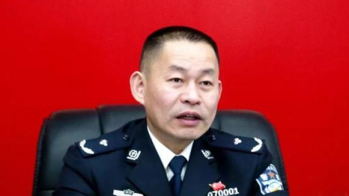 浙江臺州市副市長、市公安局局長伍建利被查