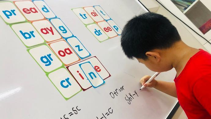 音標還是自然拼讀,孩子英語學習啟蒙選哪個更合適