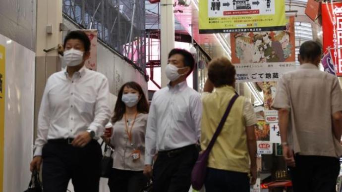 日本单日新增确诊病例再超千例,累计41451例
