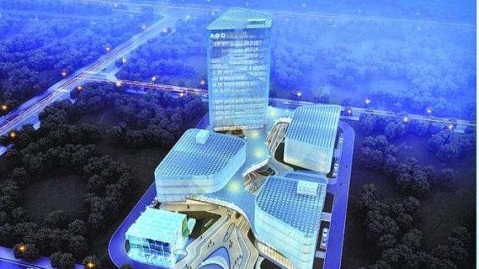 """合肥""""超算中心""""将启动建设,部分主体工程今年有望基本完工"""