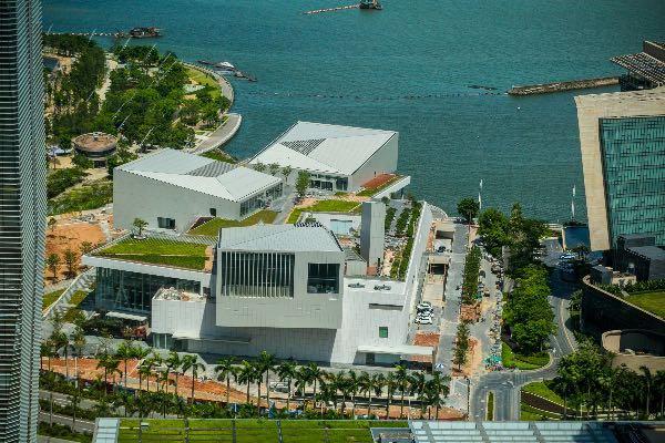 深圳海上世界文化艺术中心外景,©设计互联