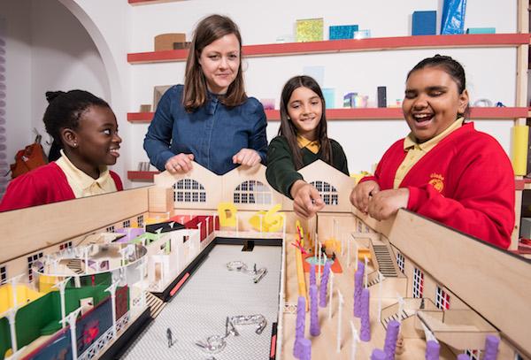 V&A儿童博物馆, (c) Getty, Jeff Spicer