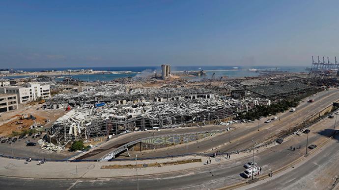 贝鲁特港口负责人:为解决硝酸铵隐患等待6年,没有任何结果