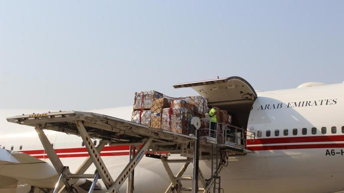 约旦、土耳其为黎巴嫩组建野战医院,阿联酋送去30吨医疗物资