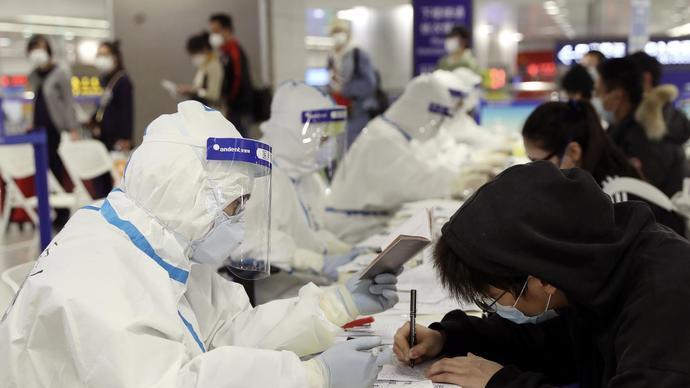 昨天上海新增5例境外输入病例,从阿联酋乘同一航班入境