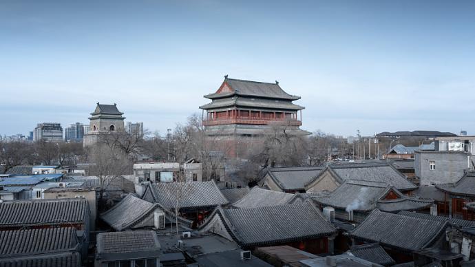 巫鸿:北京的钟鼓楼