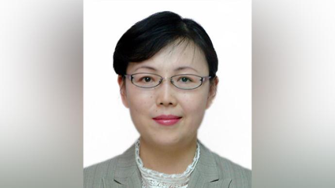 史玲已任中国人民外交学会党组成员、副会长