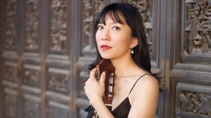 """杨雪菲发行专辑《中国素描》,在古典吉他上玩转""""中国风"""""""