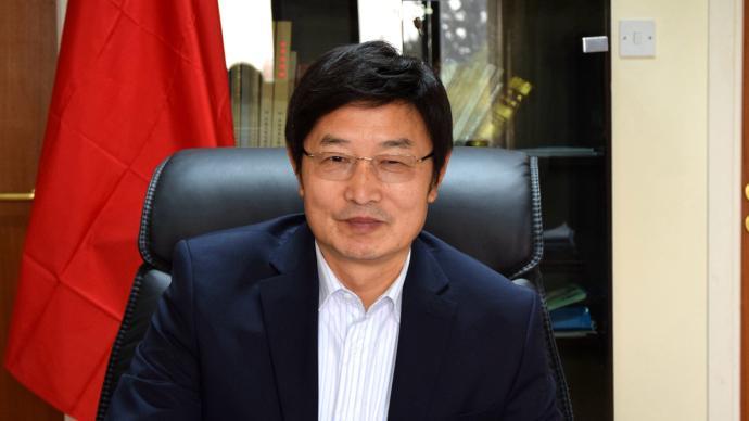 中国驻塞浦路斯大使黄星原即将离任