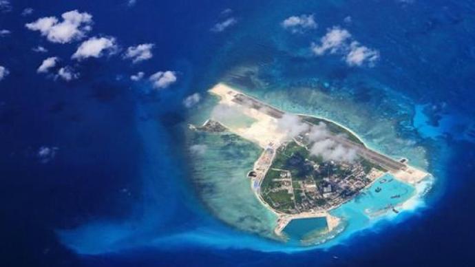 解放军报刊文:美须停止在南海问题上煽风点火