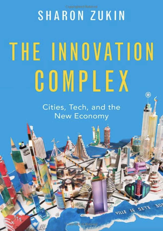 The Innovation Complex,中译本将由格致出版社出版