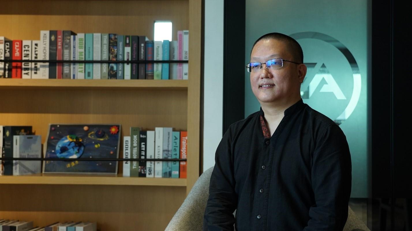 EA中国发行负责人Ralph Li