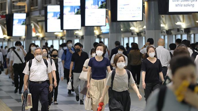 日本政府决定支出逾1万亿日元预备费应对疫情