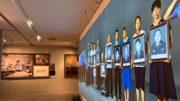 法者|退休廳官陽紅光的特殊攝影展:用鏡頭銘記公安英模