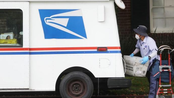特朗普盟友推行邮政改革或致邮寄选票延误,遭两党议员抵制
