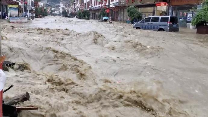贵州7月因灾死亡15人失踪5人,直接经济损失15.38亿