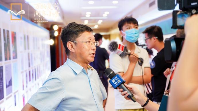 2020春風悅讀盛典在杭州舉行,作家阿來獲大獎