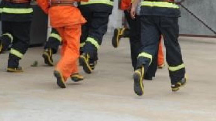 福建晉江一廠房發生火災致8人死亡,起火原因仍在調查