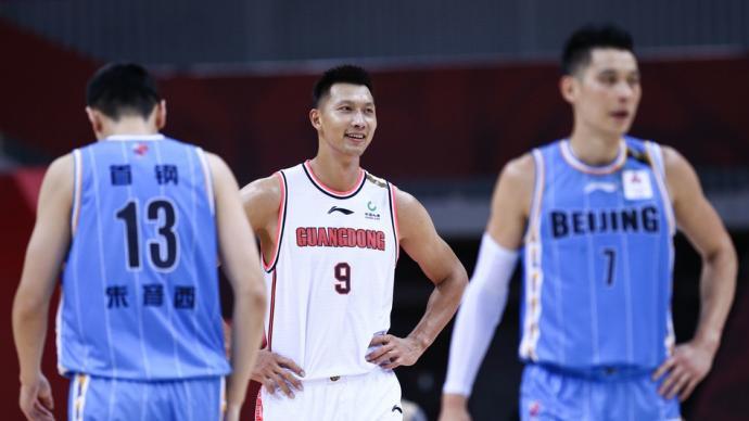 半決賽廣東勝首鋼2比1晉級,CBA總決賽對陣廣東vs遼寧