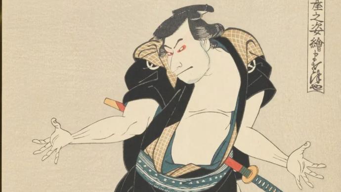 當浮世繪和桃花塢相遇,中國美術館展中日木版畫