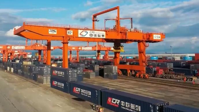 視頻丨鐘山:多措并舉穩外貿穩外資,促消費
