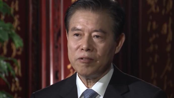 商務部部長鐘山:穩住外貿外資基本盤,促進國內消費發展