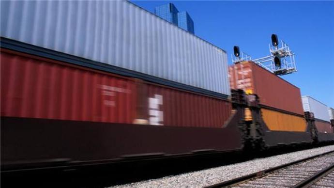 7月鐵路貨物發送量增8.5%,日均裝車量連續3月刷新紀錄