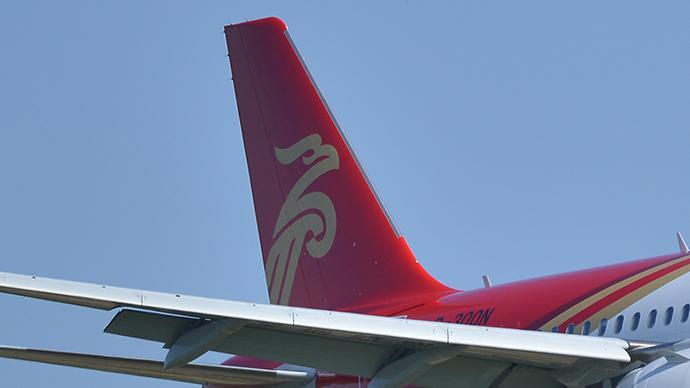 深航:故障客機在九千米高度時增壓指示異常,按程序處置下降