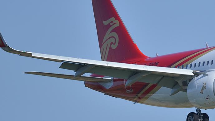 深圳航空:故障客機系出現增壓指示異常,已更換客機重新起飛