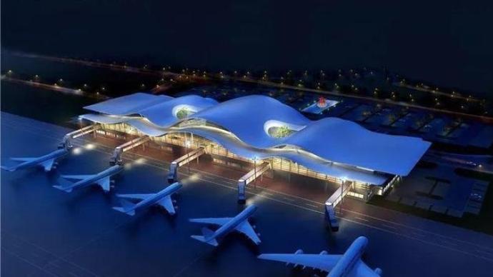 河南省商丘市答網友:今年6月商丘機場可研報告已呈報國家