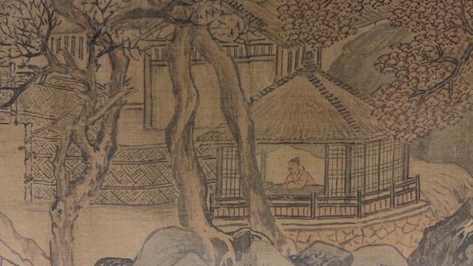 五十年代的張大千與傅抱石:一追摹唐人,一壯游寫生