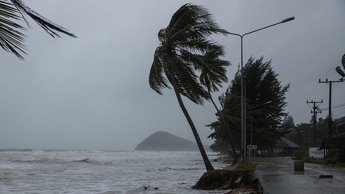 臺風橙色預警:米克拉加強為臺風級,今天上午將登陸福建沿海