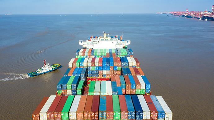海關總署:出口轉內銷不會對外貿數據產生實質性影響