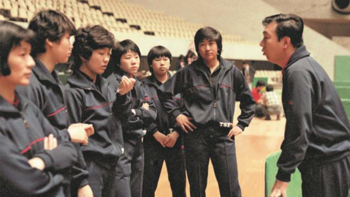 上海乒乓名将访谈录|国乒女队主帅张燮林:我如何培养邓亚萍