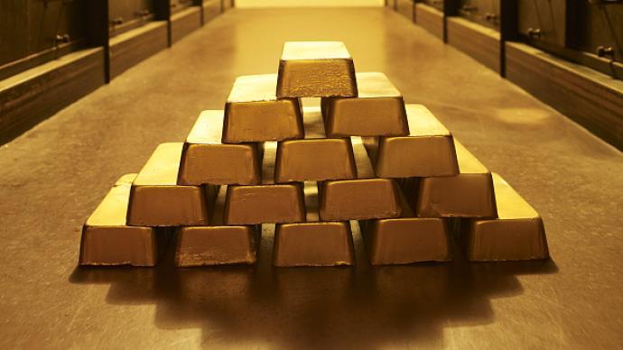 金銀價齊齊回調,全球最大黃金ETF遭3月以來最大規模撤資