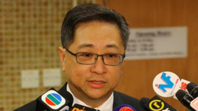 香港警務處前處長盧偉聰再發聲:從未移居國外,始終愛國
