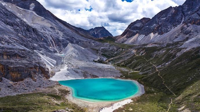 寻•景 石头城、高山湖泊,最自然的风景