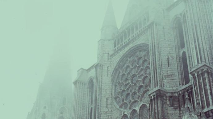紐約大都會影像檔案:看沙特爾大教堂與七十年代紐約公共藝術