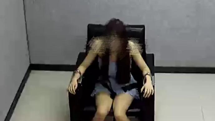 女孩因租房糾紛給中介員工送花圈,因未滿18周歲被從輕處罰