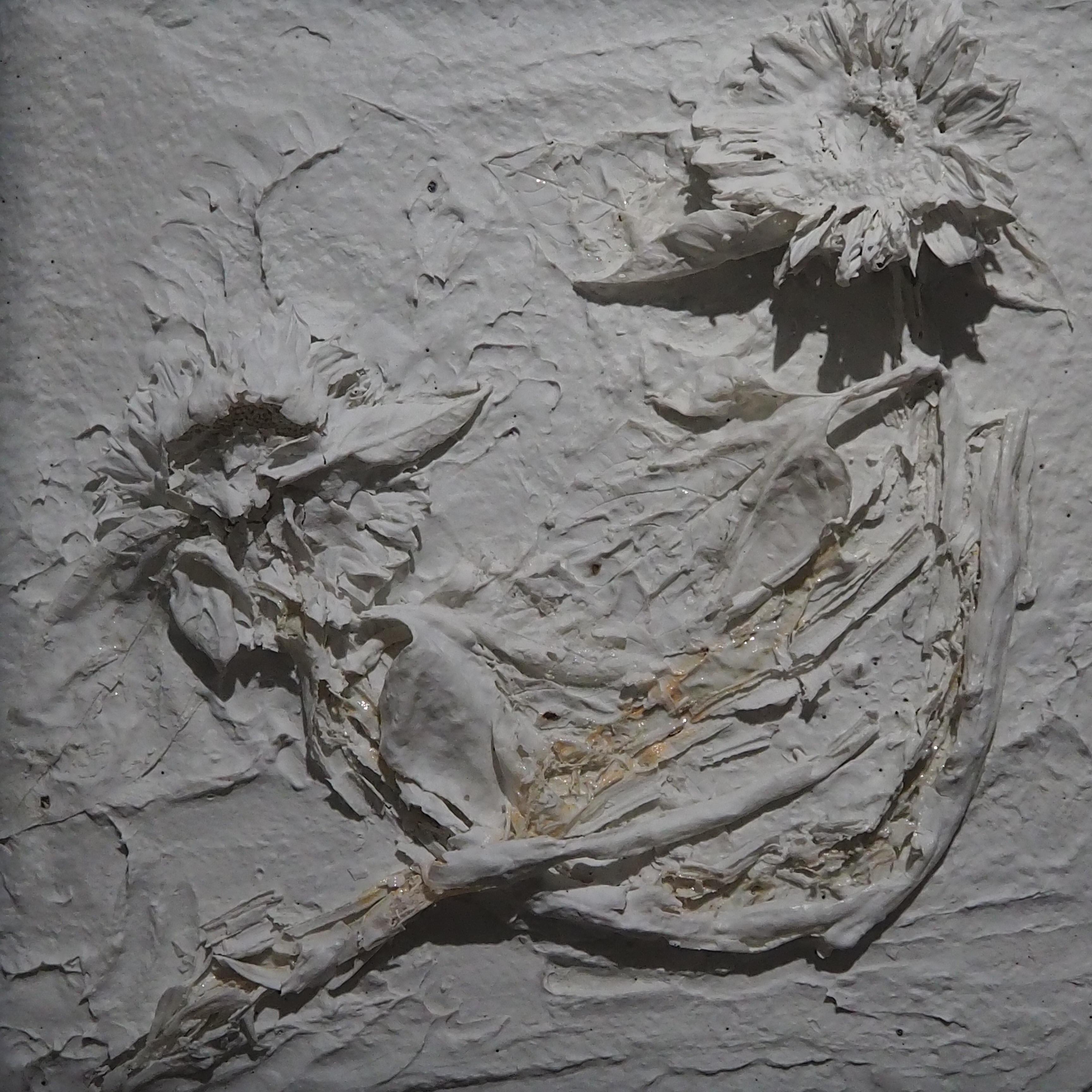 徐鑫桦《生命博物馆—花》陶瓷雕塑
