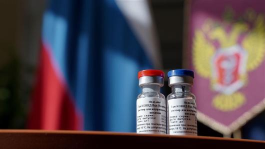 很众科学家说,俄罗斯照准的新冠疫苗必要进走更众测试。图片来源:俄罗斯卫生部