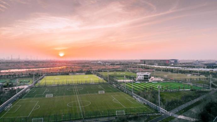 一座体育公园一种体育生活,这是上海迈向全球体育名城的密码