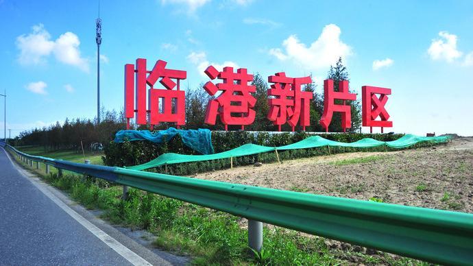 朱芝松:临港新片区高标准贸易自由化便利化制度体系加快形成