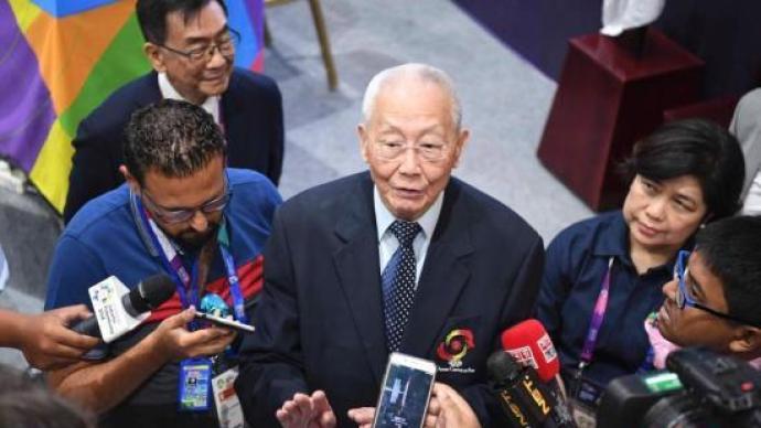 魏纪中担任2030年亚运会评估委员会主席