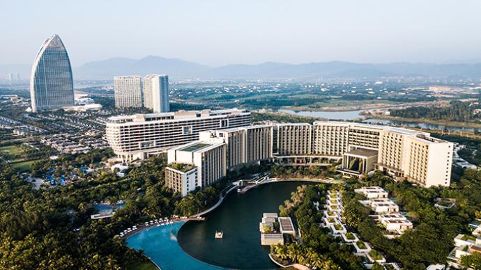 海南拟建中国第四个全业务国际通信出入口局,目前仅北上广有