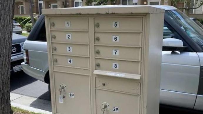 美媒:美国邮政总局将停止拆除西部各州邮箱,直到大选结束