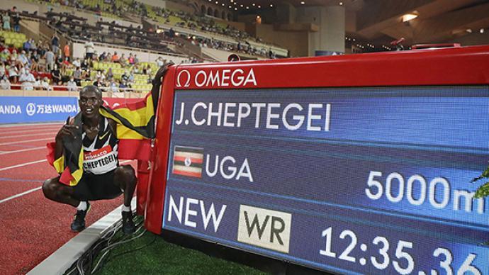 刷新尘封16年的世界纪录,来看看切普特盖多快多神奇