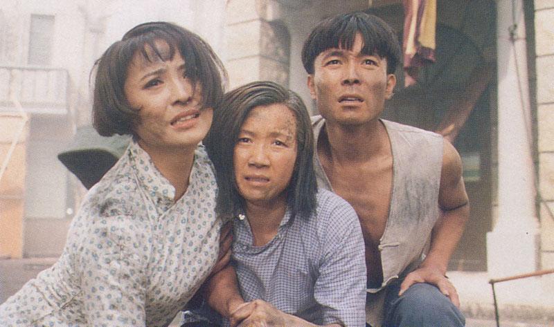 《上海一家人》主演李羚、曹翠芬、谢园
