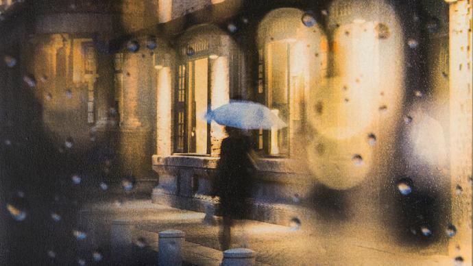 攝影師|沈忠海:古典手工印相③重鉻酸鹽印相法中的上海記憶