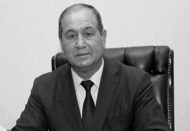 乌兹别克斯坦布哈拉州州长卡里姆·卡马洛夫 央视新闻客户端 图